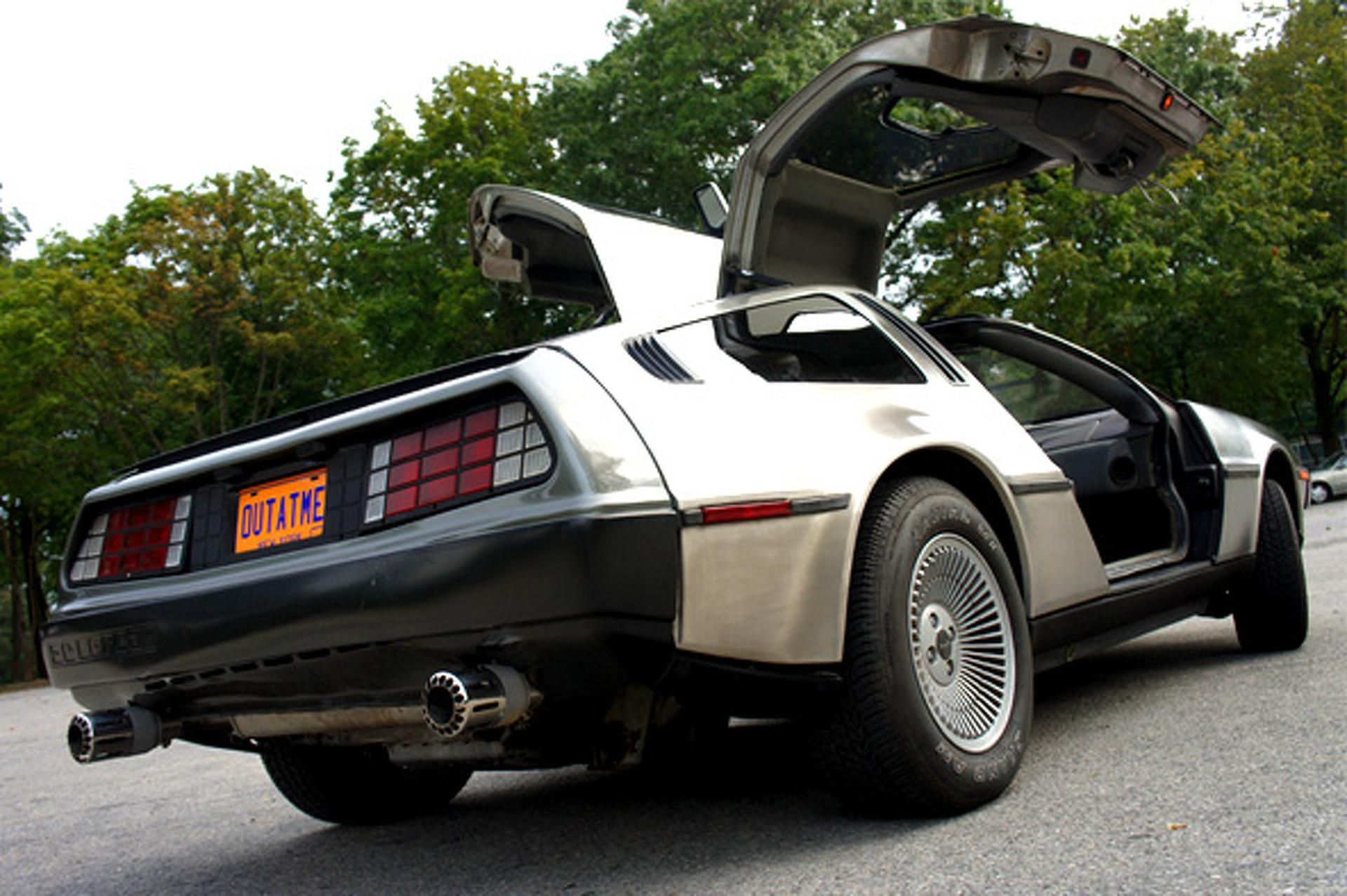 eBay Car of the Week: 1981 DeLorean DMC-12