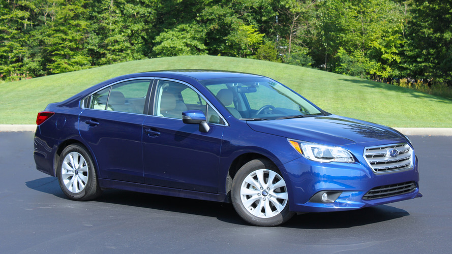 Review: 2016 Subaru Legacy 2.5i Touring