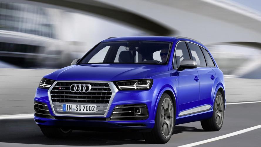 Le nouvel Audi SQ7 TDI débarque à la mi-mai