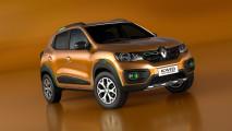 Salon de São Paulo - Le Renault Kwid Outsider Concept débarque au Brésil