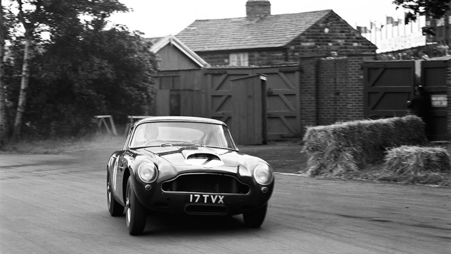 You can buy a brand new Aston Martin DB4 GT