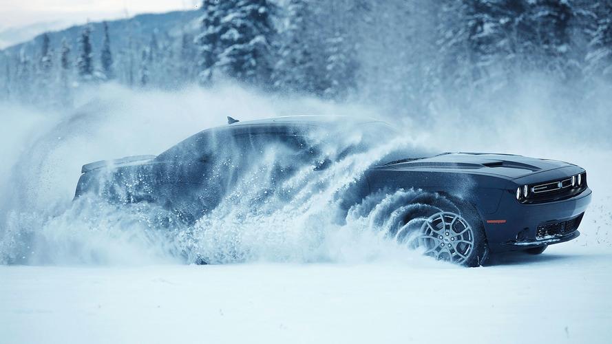 2017 Dodge Challenger GT: AWD, but no V8