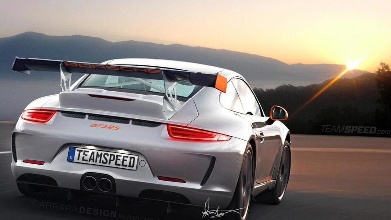 Porsche 991 GT3 rendered speculation, 1024, 26.09.2011