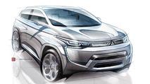Mitsubishi Outlander plug-in hybrid due in 2013