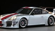 Porsche 911 GT3 R Makes Debut at Autosport International