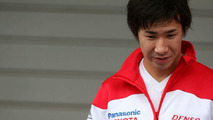 Kobayashi eyes F1 lifeline at Lotus