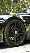 BMW M6 turns into the G-POWER M6 Hurricane RR