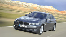 2011 BMW 5-Series F10 Sedan Revealed [Video]