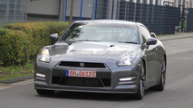 2012 Nissan GT-R facelift spy photo, 1600, 29.09.2010