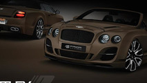 Bentley Continental GT Convertible by Prior-Design - 29.4.2011