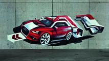 Audi A1 Targets 80,000 Sales in First Year - Peter Schwarzenbauer [Video]