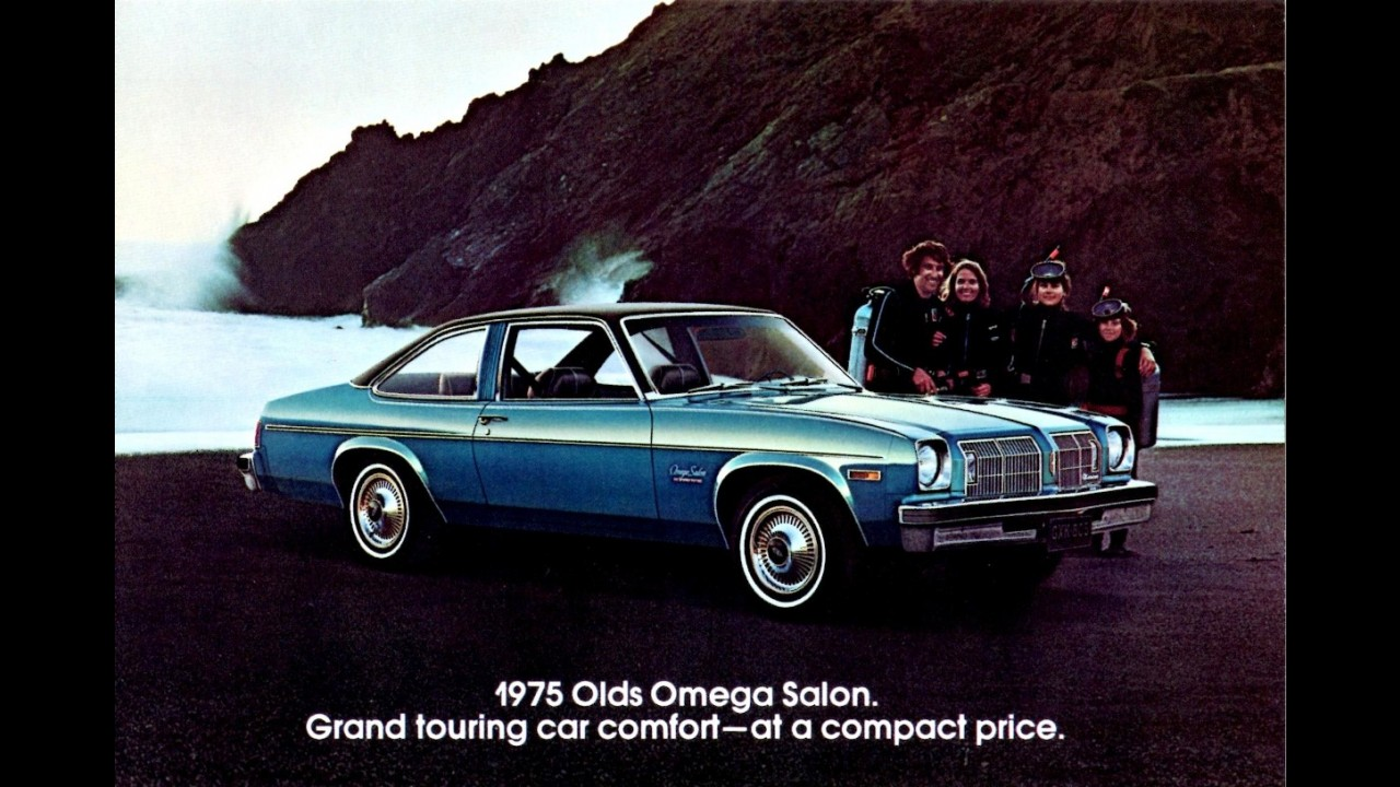 Oldsmobile Omega
