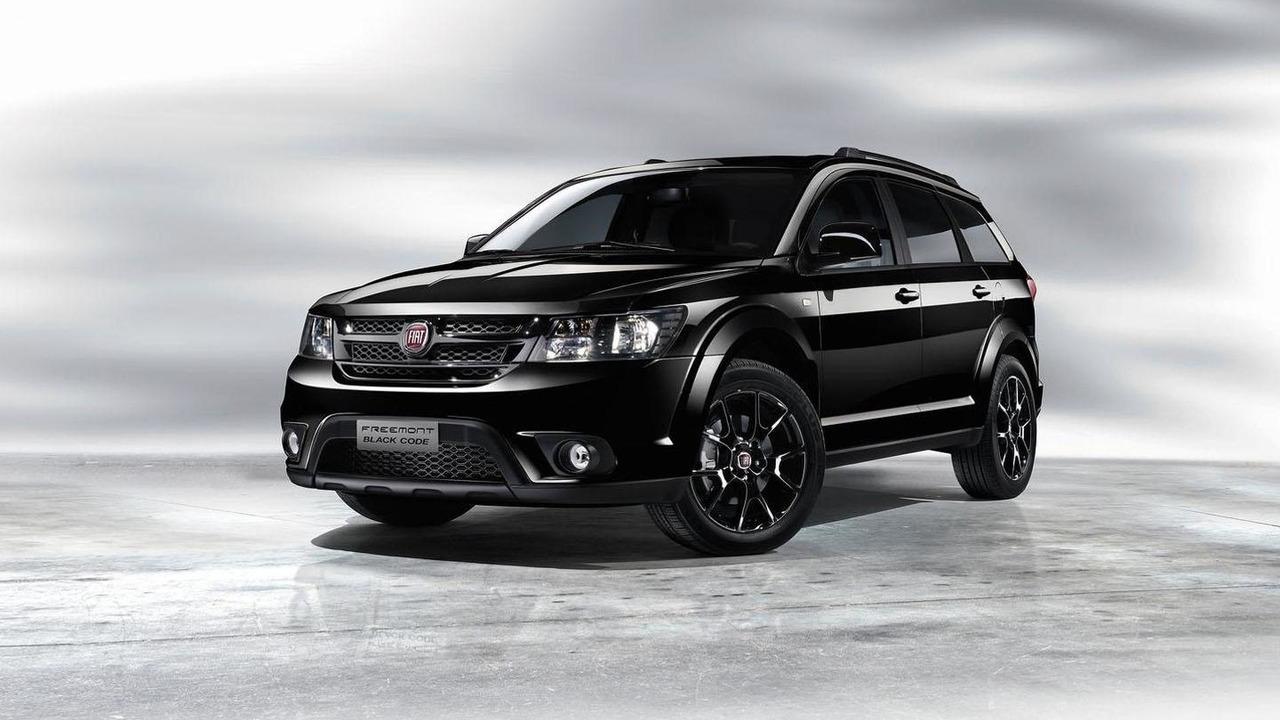 Fiat Freemont Black Code 02.9.2013