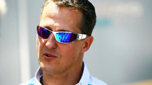 Schumacher 'not responding to stimuli' - report