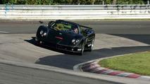Pagani Zonda F on Nurburgring