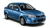 All New Entry Level Proton Saga in Malaysia