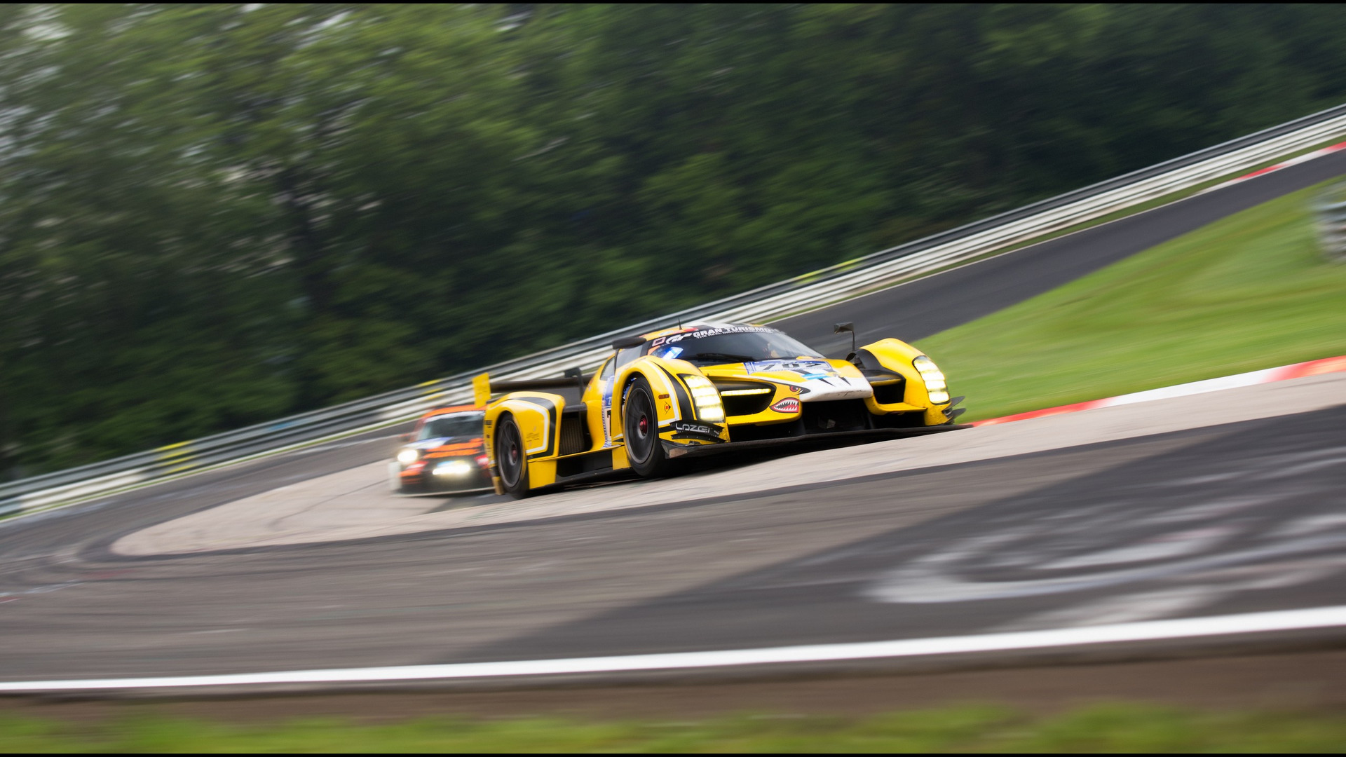Glickenhaus Wants To Legitimize Nurburgring Lap Times With