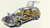 1983 Volvo LCP 2000 concept