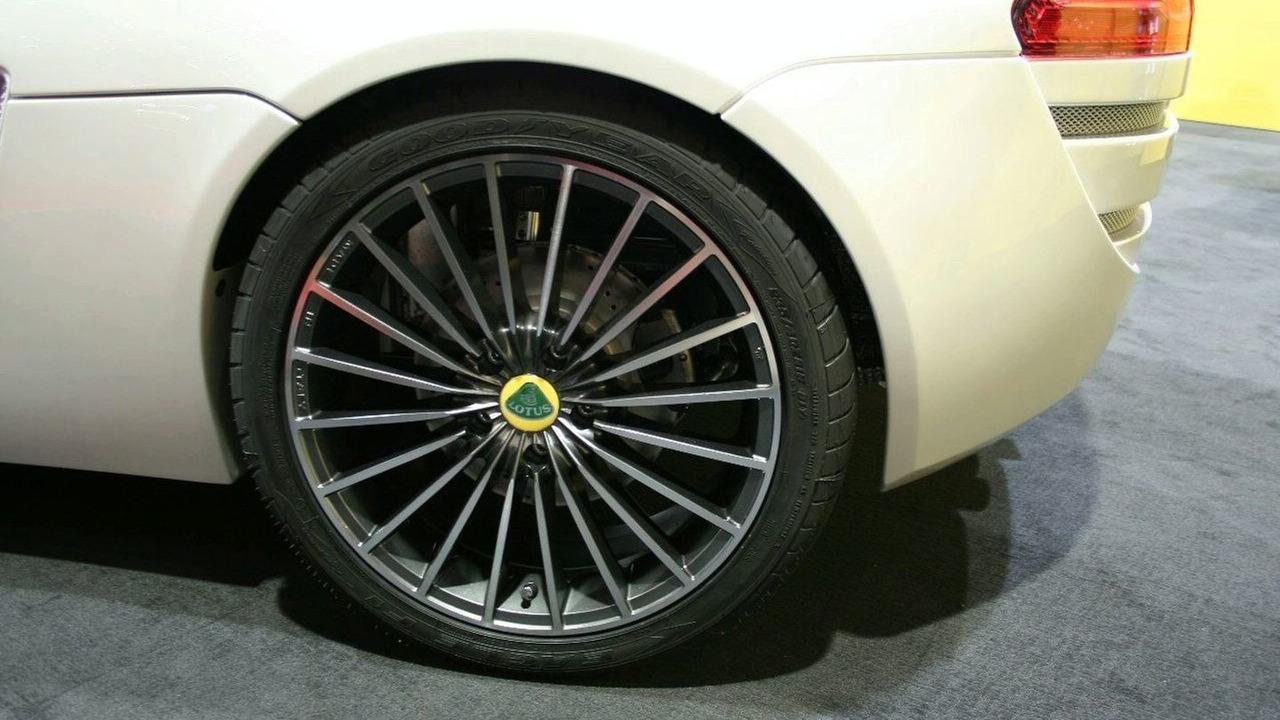 New Lotus Europa SE at Geneva