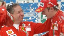 Ferrari CEO Steps Down