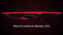 Opel GT Concept teased, will debut in Geneva [video]
