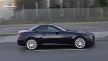 Mercedes-Benz SLC returns for more spy footage ahead of Detroit debut