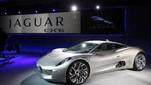 Jaguar confirms C-X75 hybrid supercar production