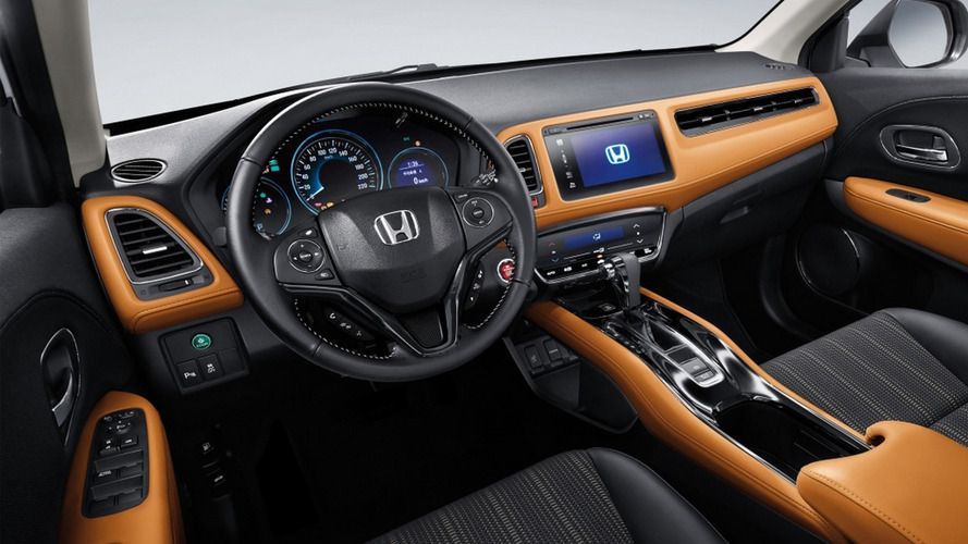 Honda Vezel HR-V