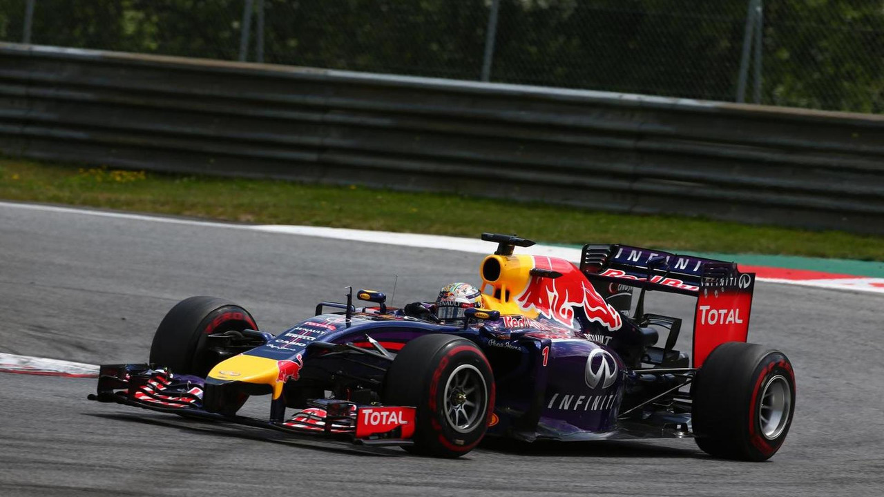 Sebastian Vettel (GER), 22.06.2014, Austrian Grand Prix, Spielberg / XPB