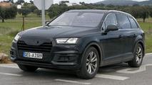 2015 Audi Q7 spy photo