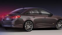 Chevrolet previews their SEMA lineup