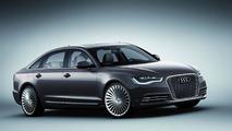 Audi A6 L e-tron Concept unveiled in Beijing