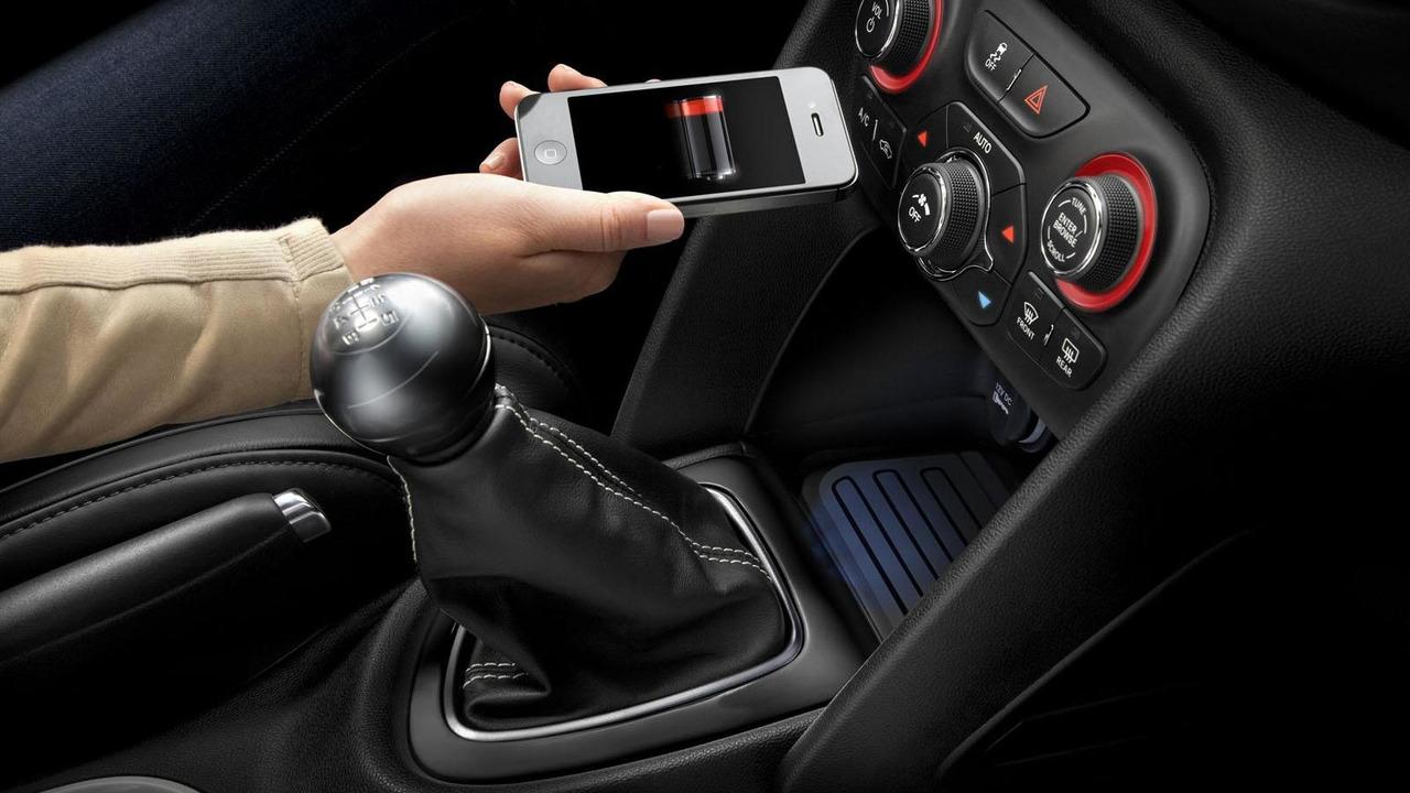 Chrysler wireless recharging system 09.4.2012