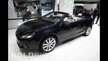Volkswagen Golf Cabriolet BlueMotion Technology