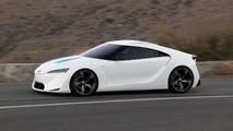2007 Toyota FT-HS concept - 13.12.2011