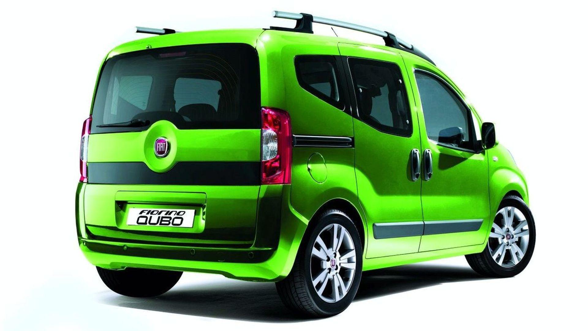 Fiat Fiorino Qubo Revealed
