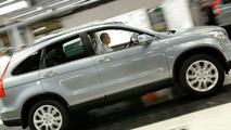 Honda's Swindon factory celebrates 2 millionth car
