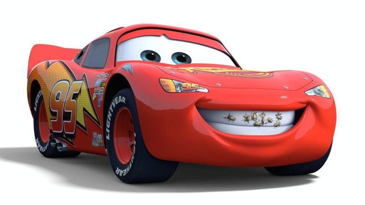 Lightning McQueen - Copyright Disney Pixar