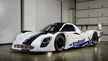 Ford shows off their new EcoBoost-powered race car