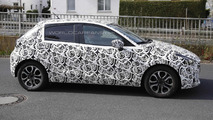 2015 Mazda2 spied for the first time