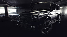 Mercedes-Benz G-Class receives aero kit from Prior Design