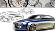 Mercedes-Benz U-Class render