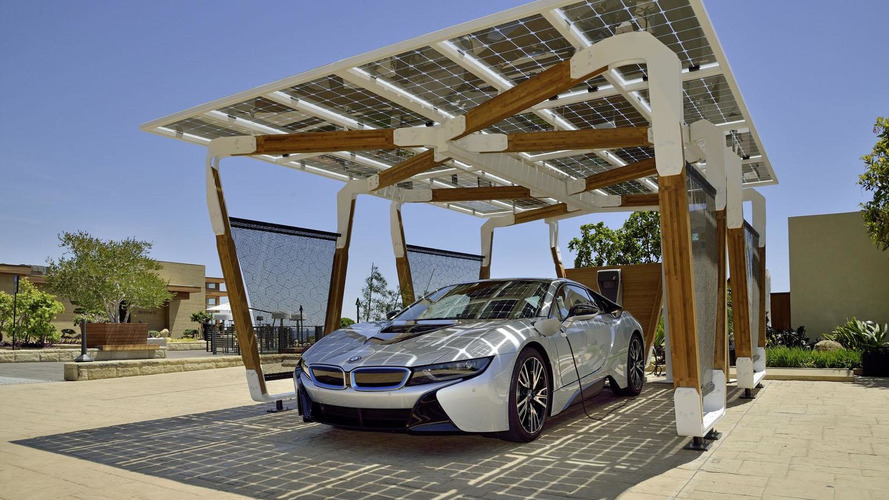 BMW to introduce i Home Charging Services & energy storage system concept at CES