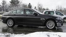 2014 BMW 5-Series spy photo 20.2.2013