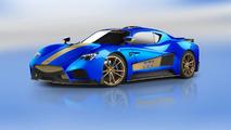 Mazzanti Evantra 771 squeezes extra 20 hp from 7.0-liter V8