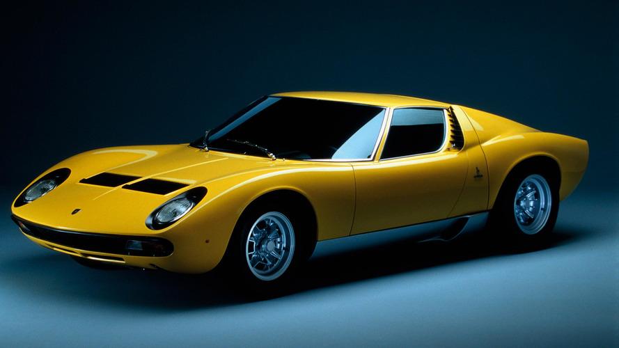 Celebrate Lamborghini Miura's late creator with a great gallery, video