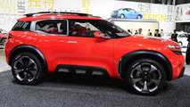 Citroen Aircross concept shows off funky design in Shanghai