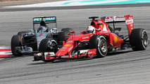 Vettel can help Rosberg's title quest