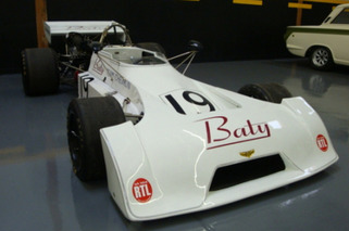 1974 Chevron B27/BMW F2 Racer is Our Kind of Classified