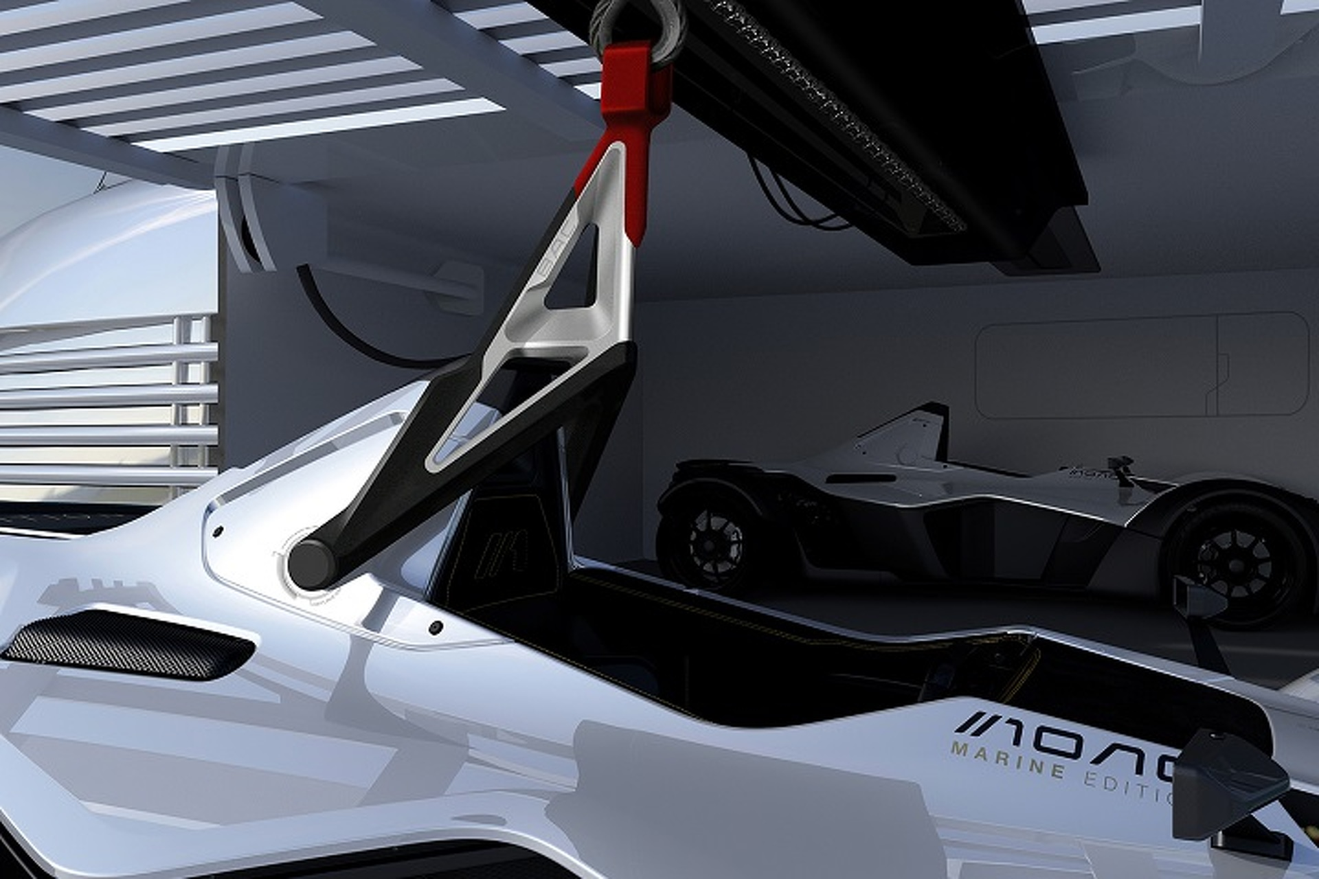 BAC Offers Up Marine Edition Mono For A Staggering $800K